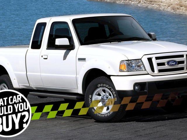 Ranger Ford Lama Saya Berkarat!  Mobil apa yang harus saya beli?