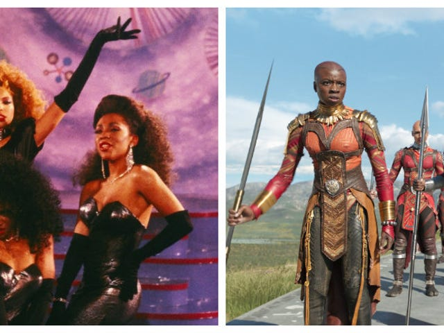 From Wannabes to Wakanda: Ruth E. Carter Costumes Our Cultural Consciousness