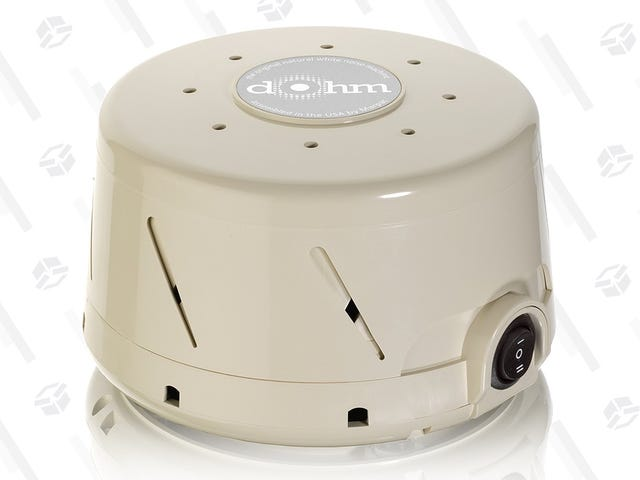 Save $9 On the Most Popular White Noise Machine