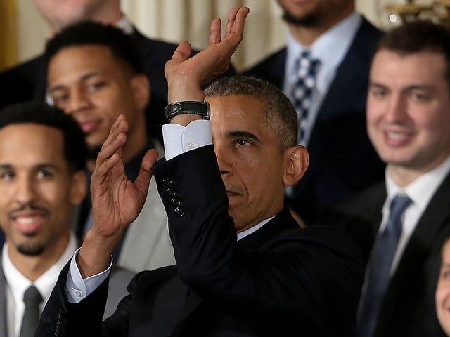 Jeanie Bussin pitäisi antaa Barack Obaman johtaa Los Angeles Lakersia