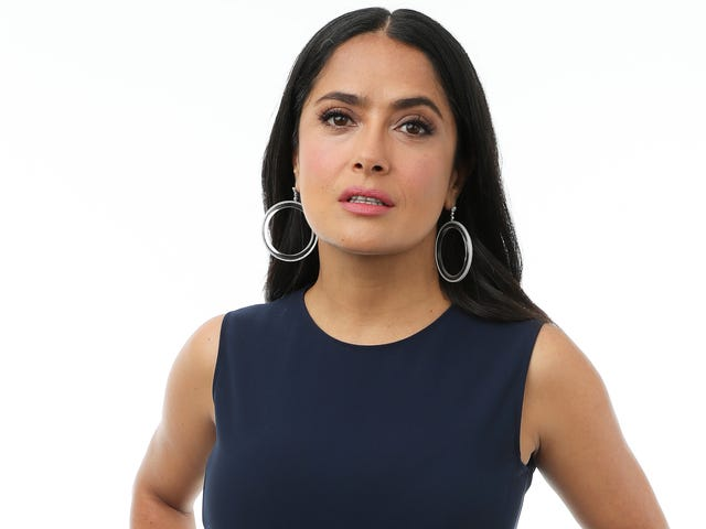 Salma Hayek On Weinstein: Me, Too