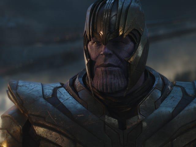 Tästä syystä Endgamella ei ollut Thanosta piikittämässä Capin katkaistua päätä kuin keilapallo
