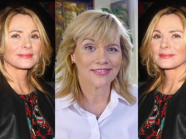 Have You Ever Noticed that Meghan Markle's Mean Sister Samantha Looks Like Kim Cattrall?
