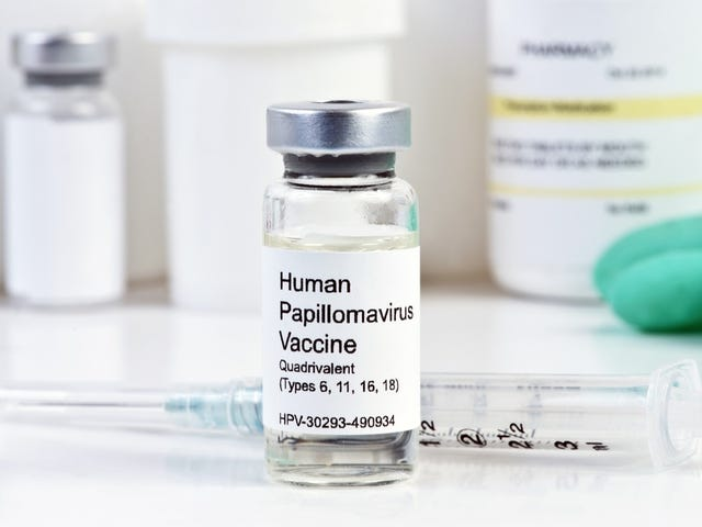 Study: HPV Vaccine Will Not Turn Your Daughter Into a Diseased Slut