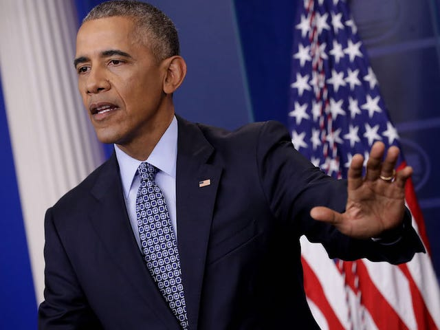 President Obama Grants 330 Commutations on His Last Full Day in Office