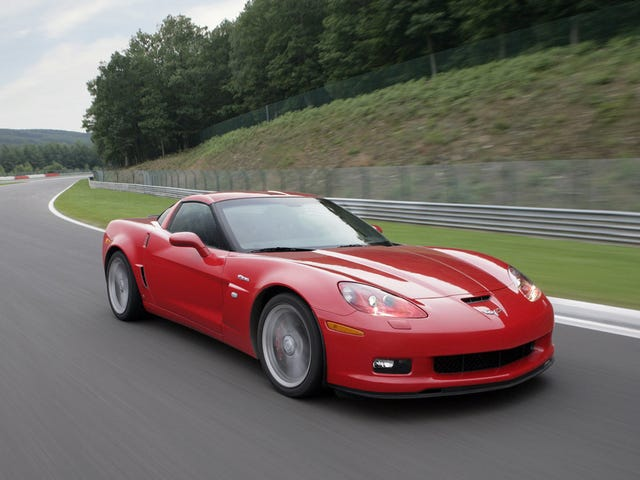 Let Us Not Forget What A Savage Beast The C6 Chevrolet Corvette Z06 Was