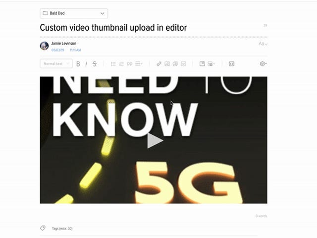 Custom video thumbnail now stored in MCP