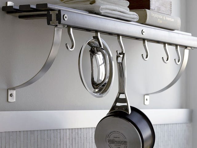 Display All Your Kinja Deals Cookware Purchases In Style