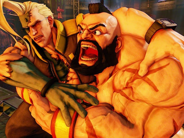 Capcom vil ha <em>Street Fighter V</em> spillere til å offentligheten skamme Rage-quitters