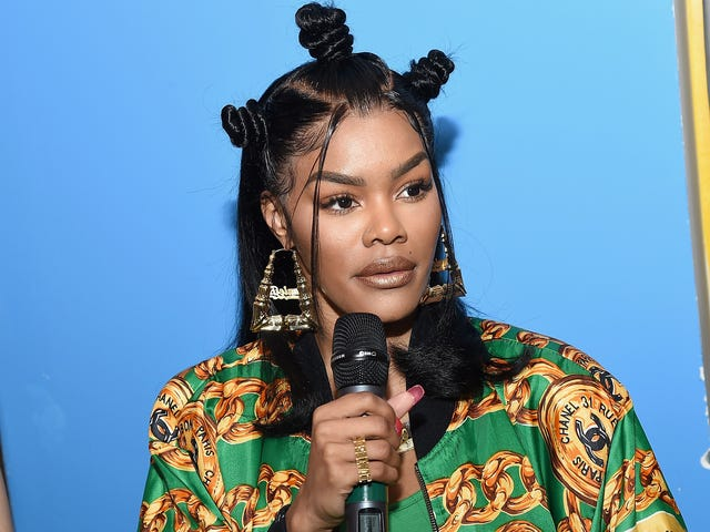 Fade 2 Focused: Why Teyana Taylor Turned Off IG to Turn Up for Her New Album