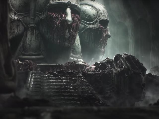 Microsoft présente de nouveaux jeux Xbox Series X, y compris un cauchemar effrayant de style HR Giger