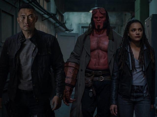 यहां <i>Hellboy</i> क्यों सीक्वल की जगह <i>Hellboy</i> एक रिबूट है