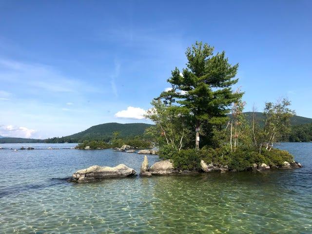 Opposite Lake