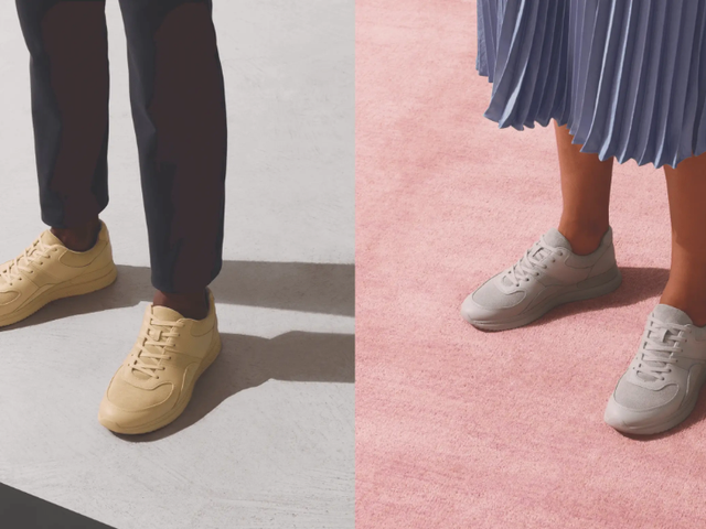 Everlane Kicks Off Its First Foray Into Sneakers With the Launch of Tread Trainers