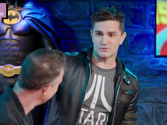 Sam Witwer on His DC Universe RPG and GMing While Social Distancing