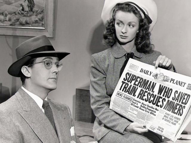 RIP Noel Neill, Lois Lane Live-Action Pertama