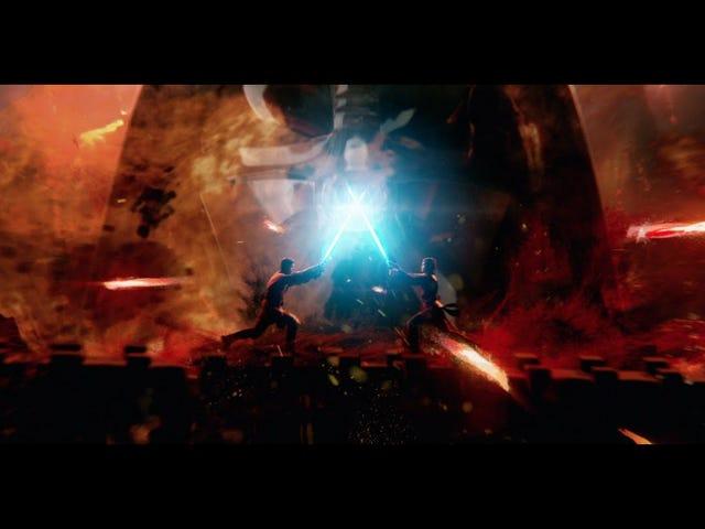 स्काई मूवीज Star Wars कमर्शियल प्रॉक्स भी अच्छा लगता है
