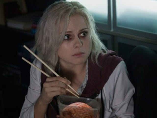 Need more female leads? Here is the new iZombie trailer!