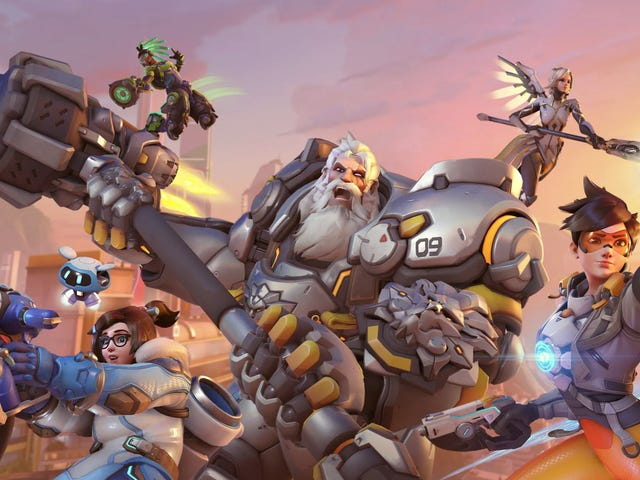 """I epoken med """"Live"""" -spill som Fortnite og Overwatch, forandrer sekvensene seg"""