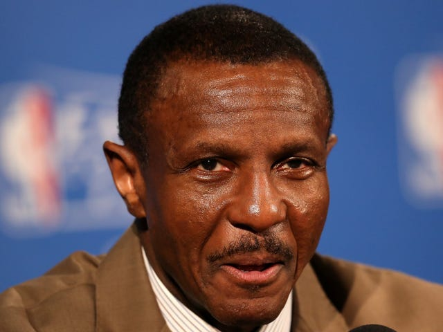 Dwane Casey Thanks Raptors Fans For Being Canadian