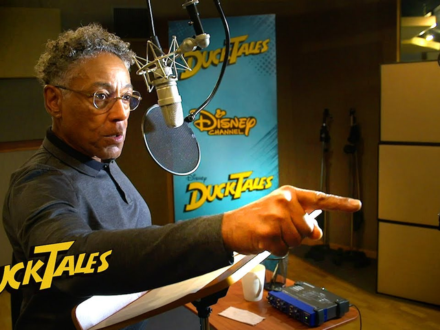 Giancarlo Esposito Discusses His Greatest Acting Challenge Yet: A Cartoon Supervillain