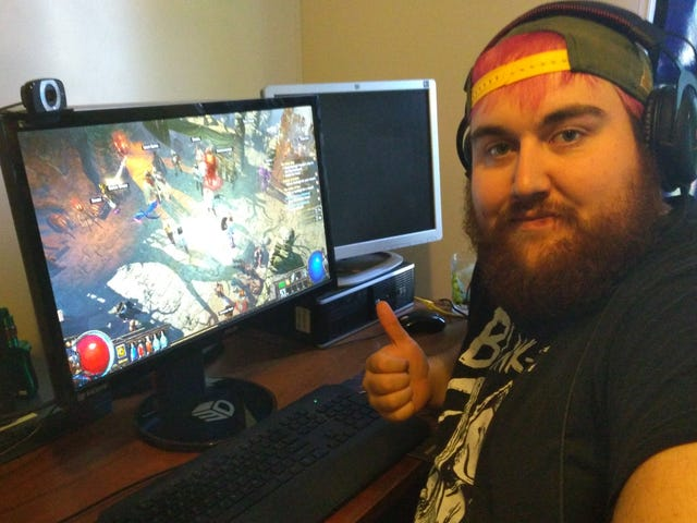 Former Drunk Streamer Now Hopes Twitch Will Help Him Stay Sober