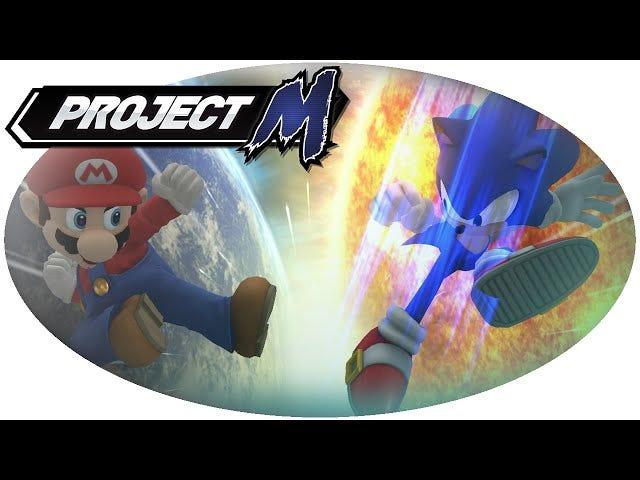 Intenso <i>Smash Bros.</i> lucha entre Mario y Sonic no debería ser posible