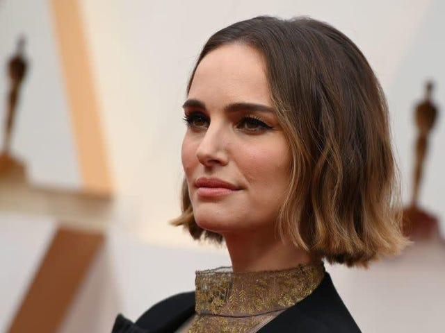 Natalie Portman przyznaje, że nie pracowała z wystarczającą liczbą reżyserek