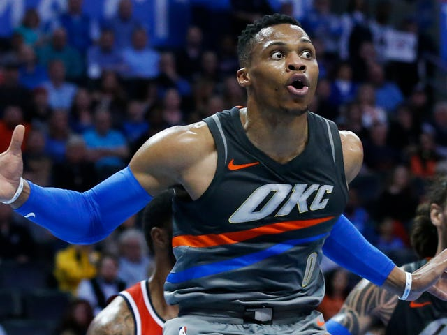 Russell Westbrook Mistakenly Thought He Was Picked Last In The All-Star Draft, So He Went Out And Scored 46 Points