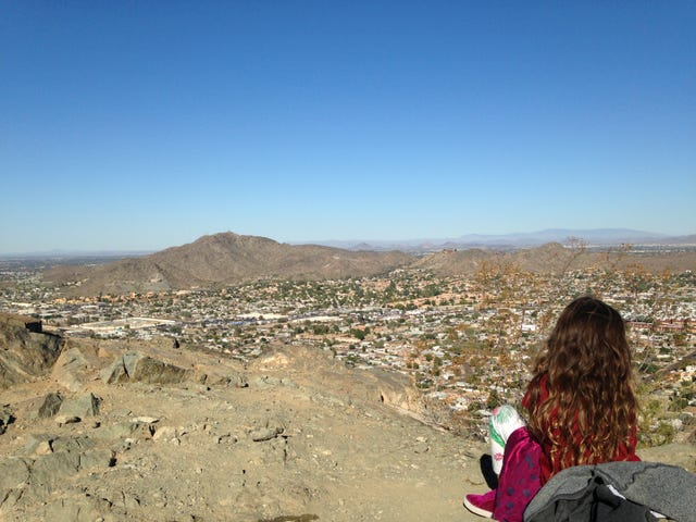 Hiking and History