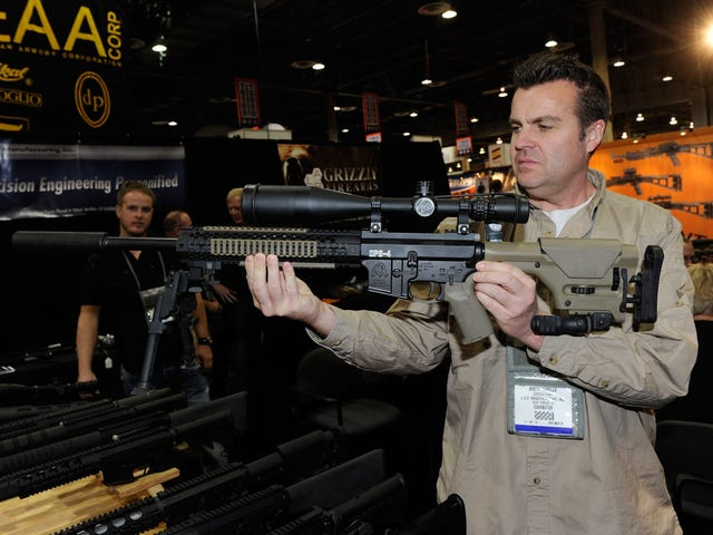 On the Heels of the Las Vegas Mass Shooting, House May Make Gun Silencers Legal