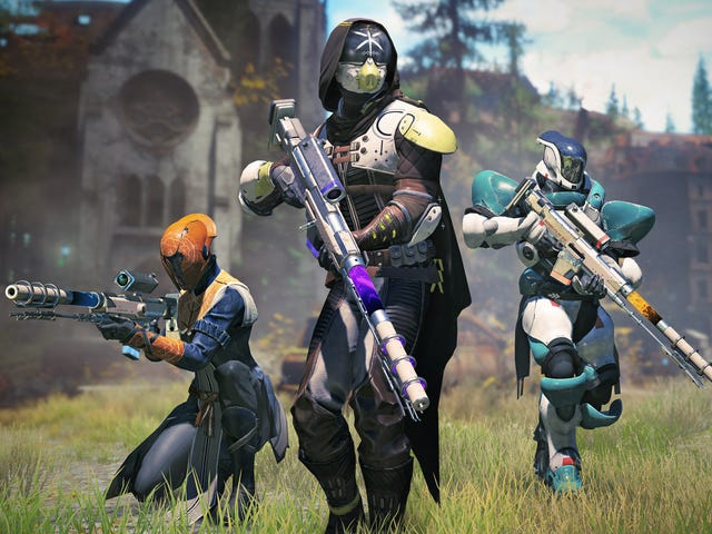 How To Quickly Level Up Your Second (Or Third) Character In Destiny 2