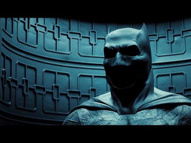 Watch The First Batman V. Superman Trailer In Full Glorious HD!