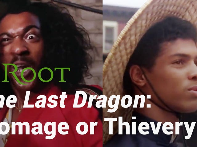 Watch: The Last Dragon's Taimak Talks Appropriation vs. Appreciation Within Black and Asian Cultures