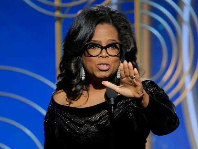Donald Trump Challenged Oprah Winfrey to Run for President on President's Day