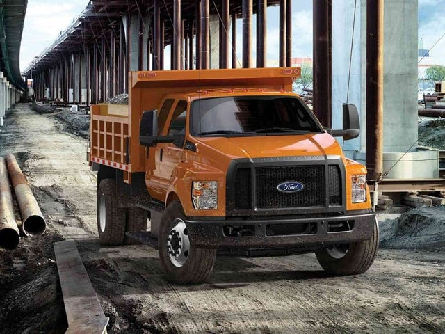 Ford Might Be Getting Rid Of Its Medium Duty Trucks (Update: Ford Says No)