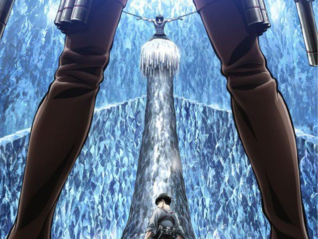 The Third Season of Attack on Titan will premier in July