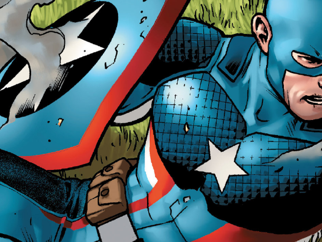 Everyone, Please Stop Freaking Out About That Ridiculous Captain America Reveal