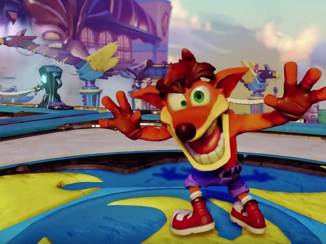 Rise of the Bandicoot?