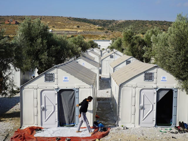 IKEA Works With UN to Provide 10,000 Temporary Homes for Syrian Refugees