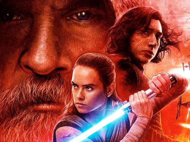 Les fans de Star Wars sont pourquoi je n'ai jamais vraiment été capable d'aimer la franchise