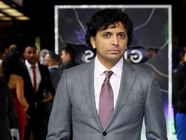 Universal annoncerer udgivelsesdatoer for 2 M. Night Shyamalan-film, men der er en vri (vi antager)
