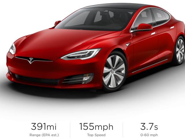 Elon Musk Keliru Mengenai Ujian Model S 400-Mile Tesla: EPA