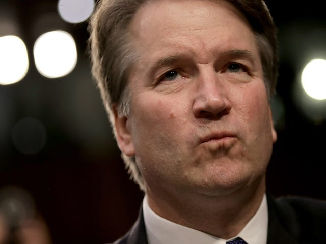 Assholes Who Lined Up to Have Dinner With Brett Kavanaugh Heard Christine Blasey Ford's Testimony Again