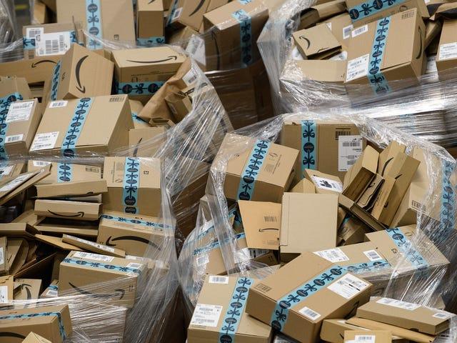Sådan får du en dags gratis forsendelse fra Amazon