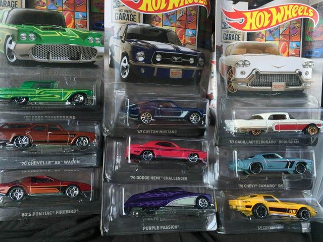 Garage Series... Finally!