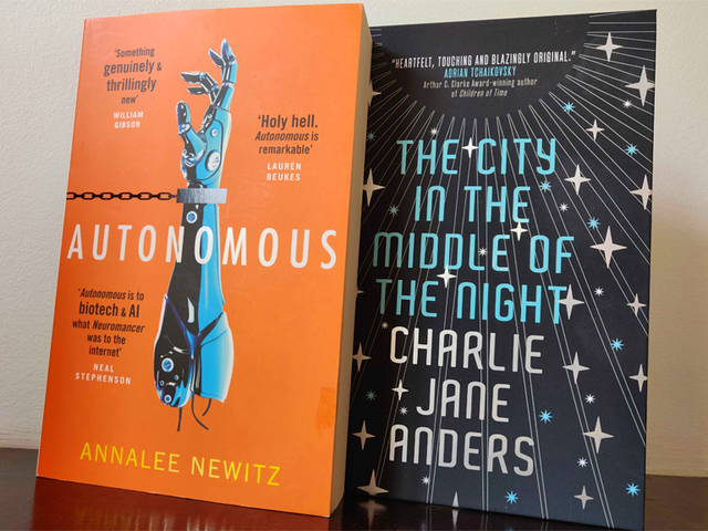Annalee Newitz and Charlie Jane Anders on the Intersection Between Writing About Science and Writing Science Fiction