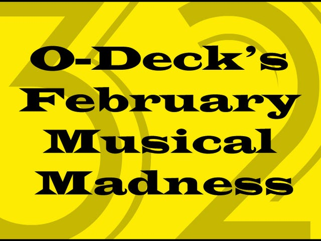 February Musical Madness: The Big 32