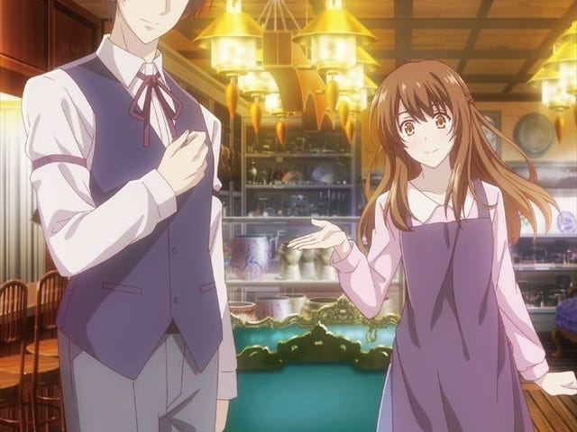 Enjoy the newest trailer of the anime of Kyoto Teramachi Sanjo no Holmes
