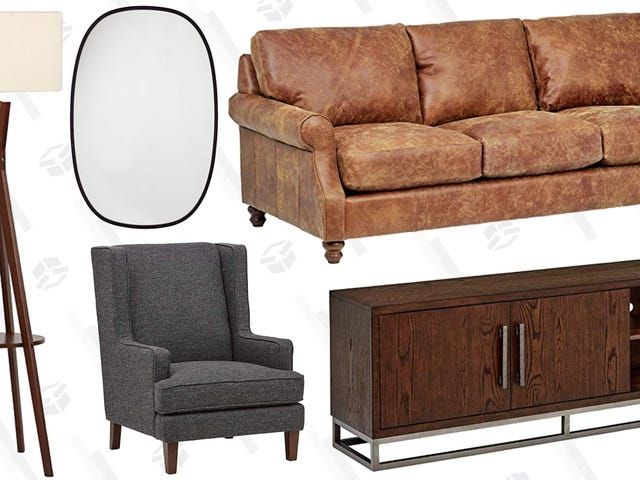 <Local Commercial Voice> Come On Down to Amazon's Year-End Furniture Extravaganza!